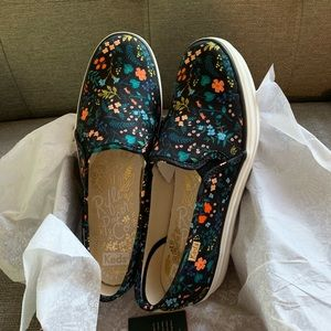 Rifle paper co Keds size 6.5